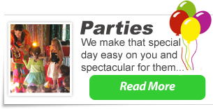 See our parties page